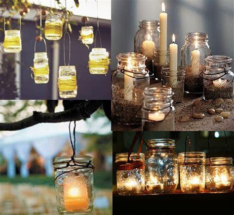 DIY Mason Jar Wedding Ideas (24 Pics)