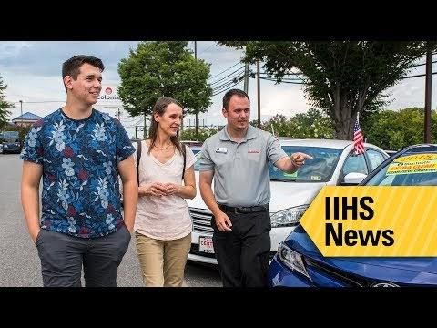 IIHS updates used vehicle list for teens – IIHS News
