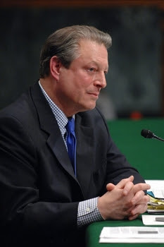 Al Gore's Hearing on Global Warming