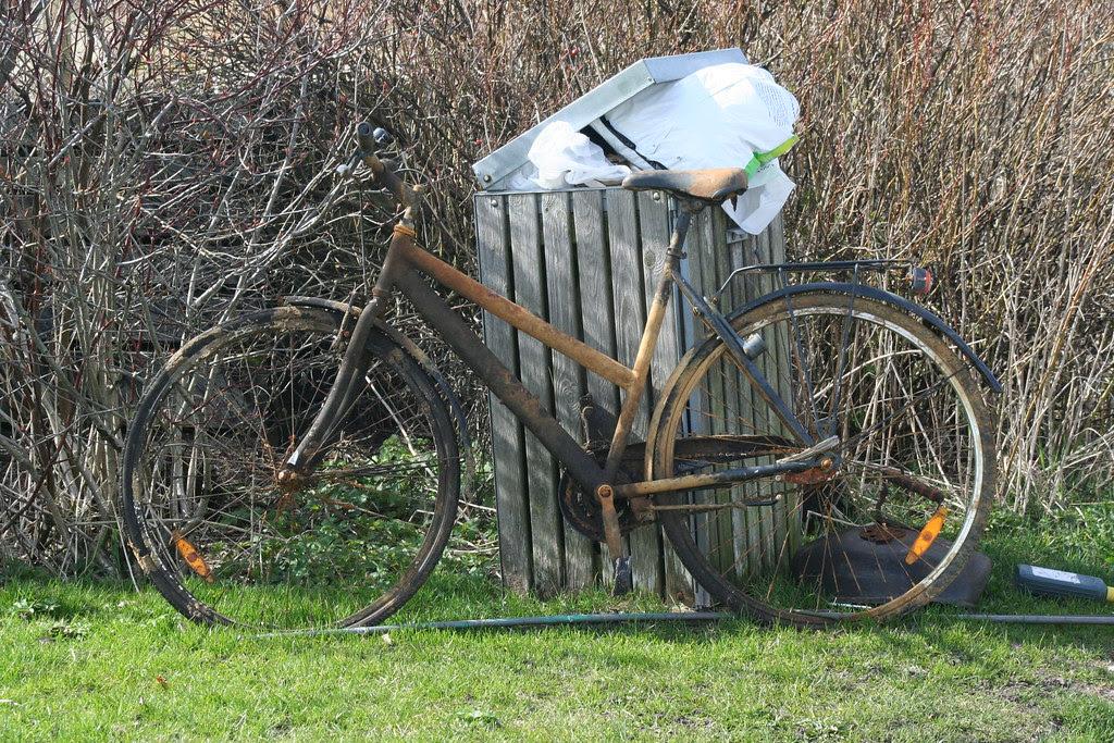 Brugt cykel i Ribe