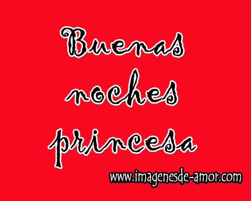 Frasesamor Frases De Amor Buenas Noches Princesa