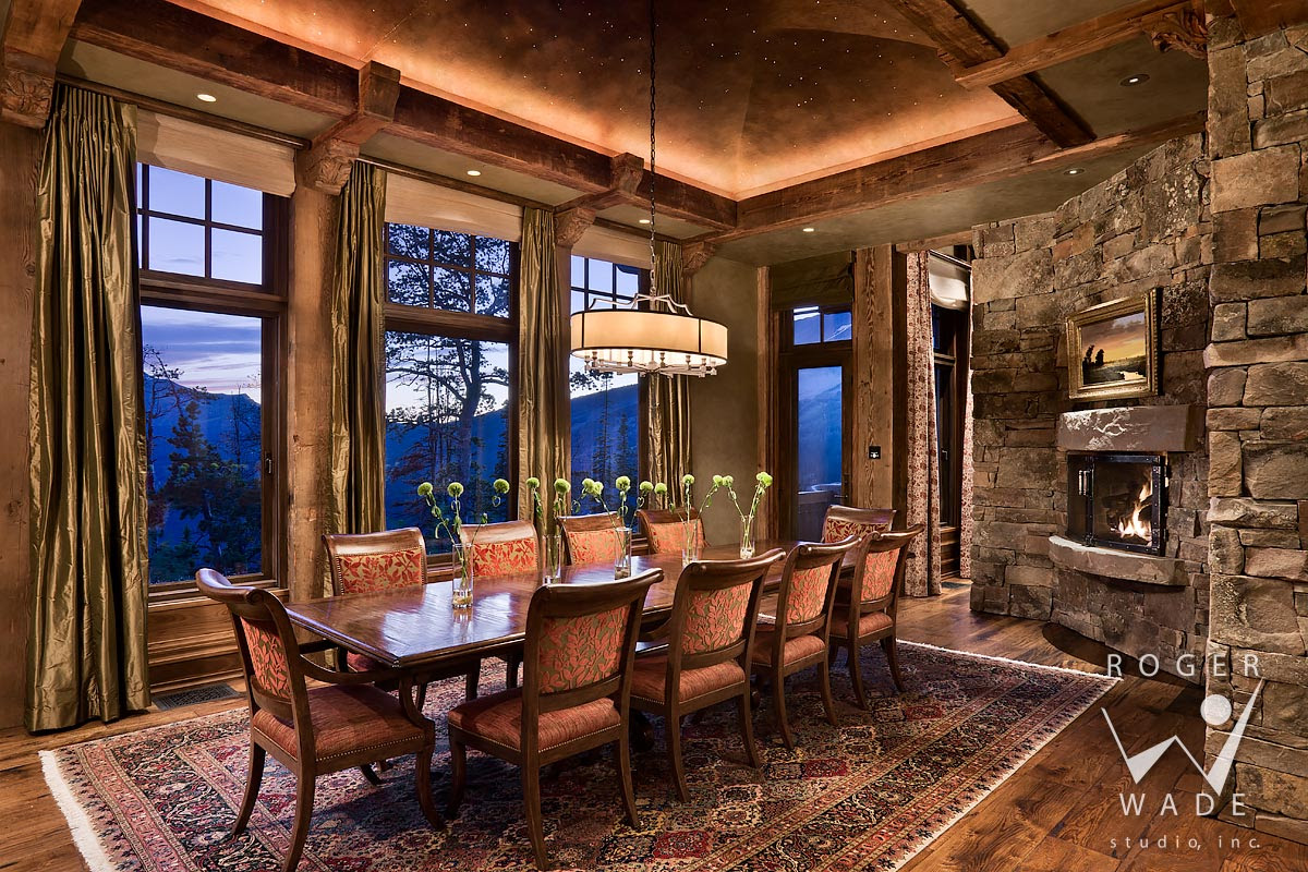 Rustic Mountain Interior Design Interior Inspiration
