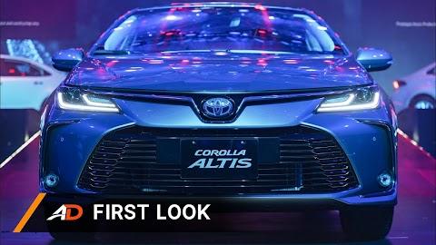 2020 New Car Toyota Altis 2020 Malaysia