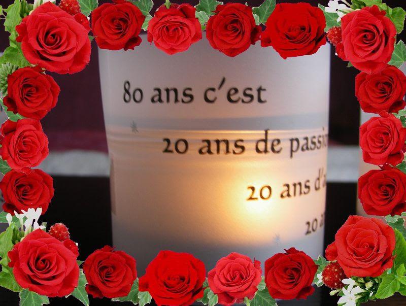 Idée Cadeau Mamie 80 Ans.Cadeau Anniversaire 80 Ans Anniversaire