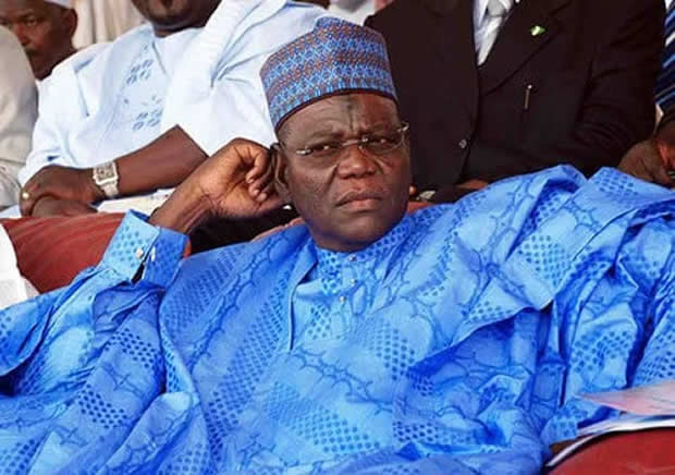 Ex governor Lamido detained for inciting comments
