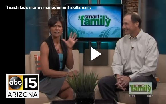 Bill Dwight featured on Smart Family Show with Daphne Munro and Connie Colla ABC 15, Phoenix