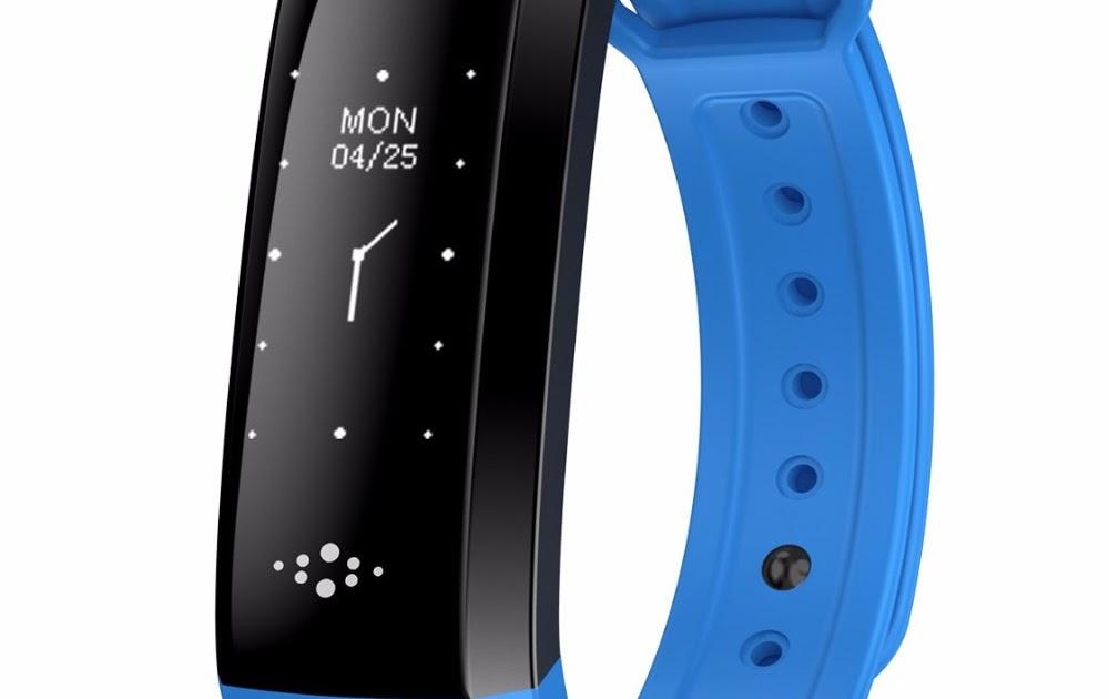 GIMTO Bluetooth Bracelet À Puce Montre Sport Femmes Hommes..