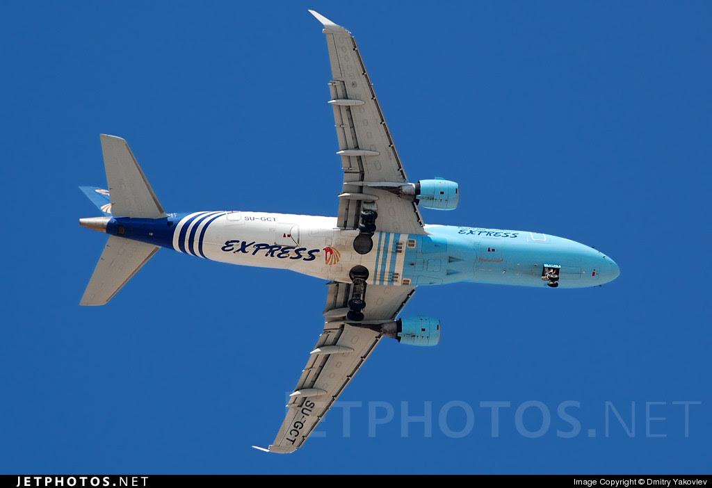 Egyptair Express E170
