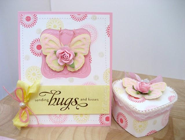 BUTTERFLY HUGS & BOX