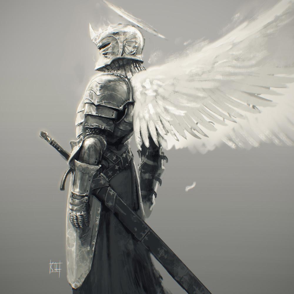 knight by soft-h on DeviantArt