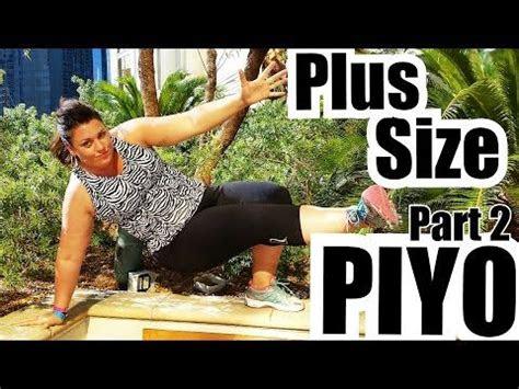 size piyo modify part  weightloss youtube