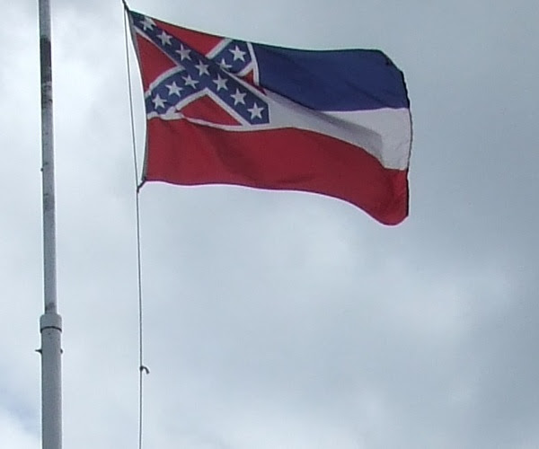 Mississippi Eyes Ballot Measure Preserving Confederate Heritage, Making Christianity State Religion, English Official Language image mississippi christian state confederate heritage