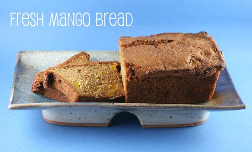 Food Librarian - Fresh Mango Bread
