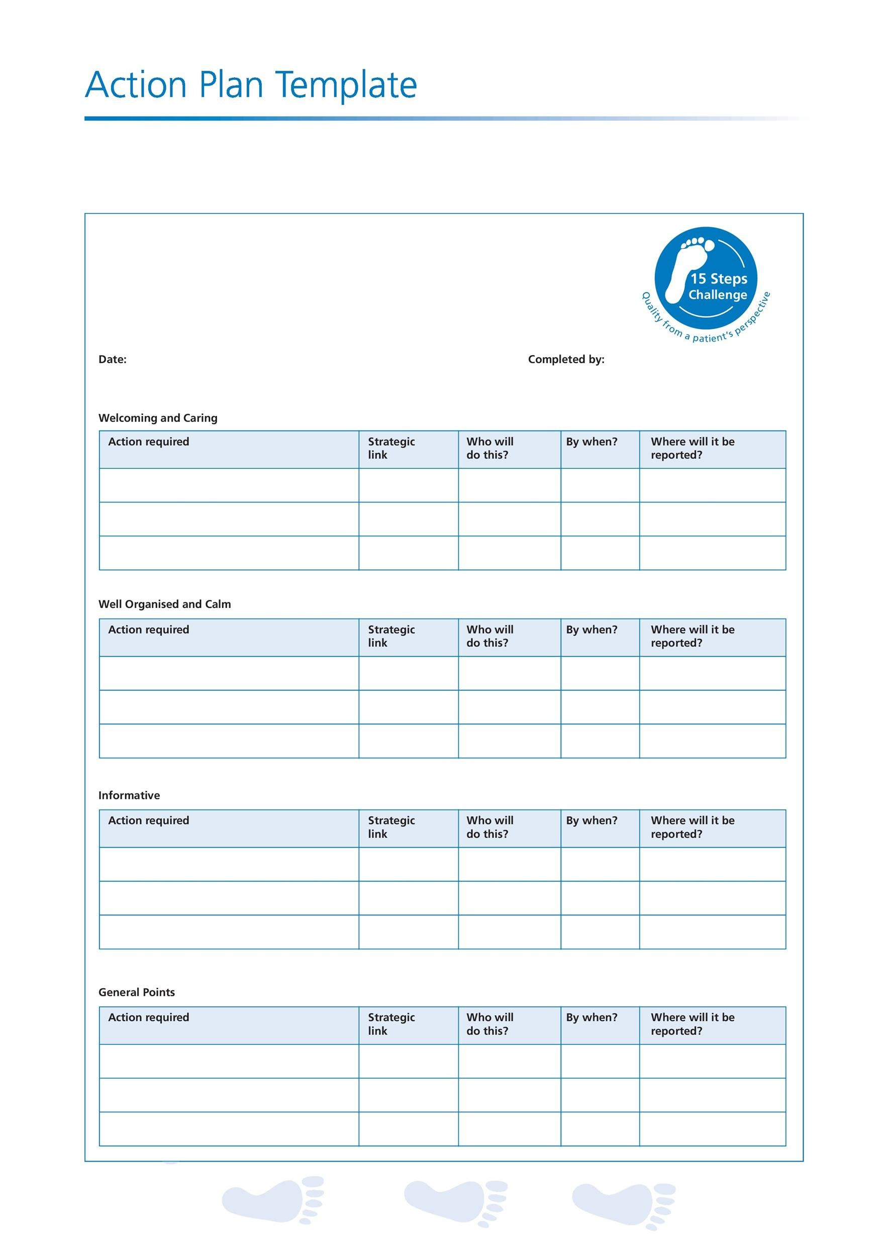 Sample, Example & Format Templates: Corrective Action ...