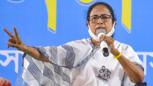 https://ift.tt/3mTf1nb against Mamata Banerjeein Cooch Behar for 'instigating' people to gherao central forces