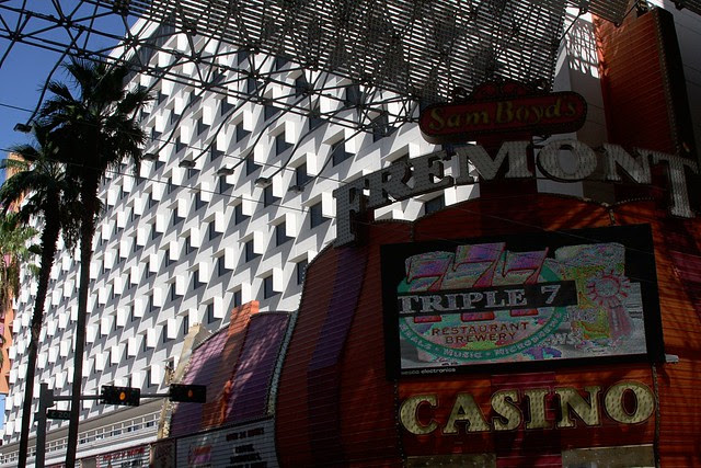 Fremont Casino, Downtown Vegas