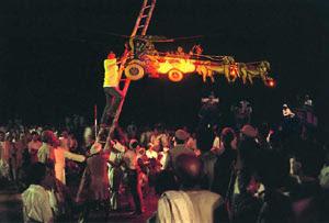 Benares slide-show