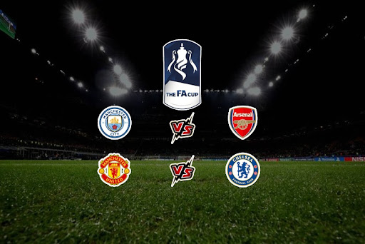Avatar of FA Cup Semi-Finals Live : Catch Manchester City vs Arsenal & Manchester United vs Chelsea LIVE
