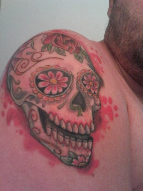 Hecho En Mexico Logo Tattoo