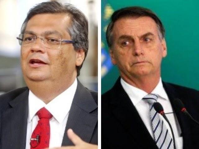 Bolsonaro manda R$ 2,7 milhões para ajudar Dino com a Saúde do MA