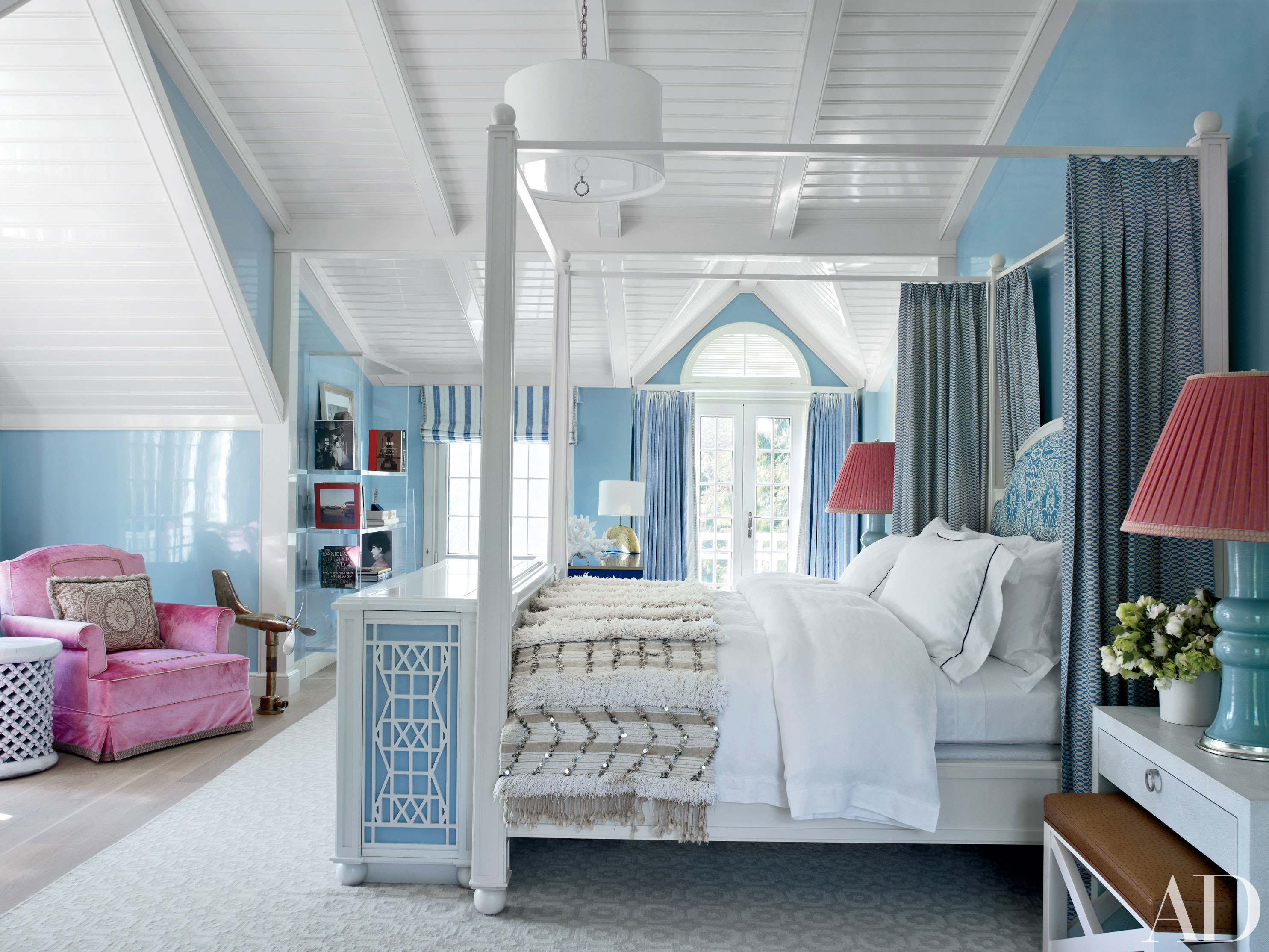 Absolutely Beautiful Four Poster Beds Huffpost Life