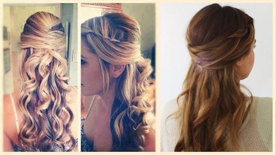 Frische Festliche Frisuren Lange Haare