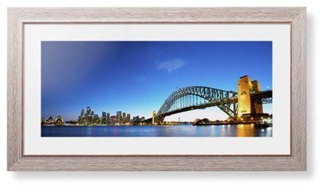 Sydney Harbour Bridge Framed Print   Wall Art   Shutterfly