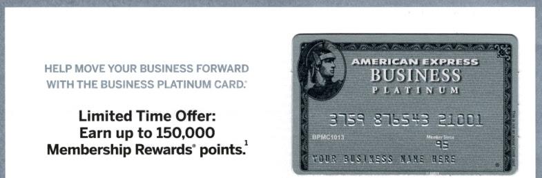 150k Amex Platinum / 100k Gold Bonus Expires TOMORROW!