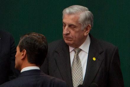 Peña y Núñez durante un acto de Presidencia. Foto: Miguel Dimayuga