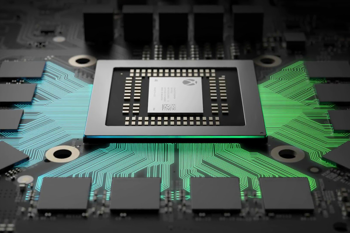 Microsoft boss says 'no issues' with Scorpio, should still hit targeted launch screenshot