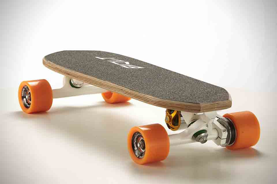 Bolt Portable Electric Skateboard  HiConsumption