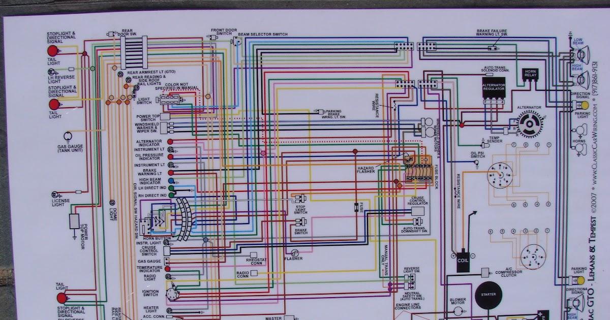 Pee 1967 Gto Radio Wiring Diagram 0qvm