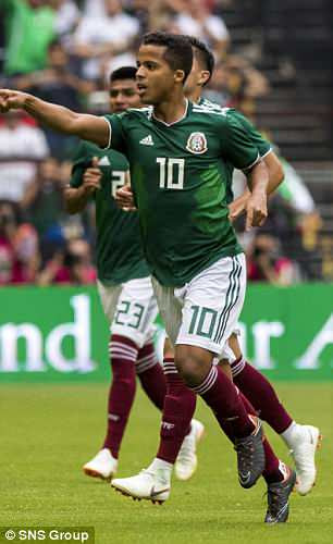 Mexico's home and away kits feature stylish touches ahead of the World Cup in Russia