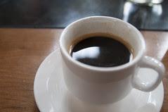 Coffee, The Plant Cafe Organic, San Francisco