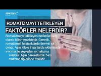 Romatizma belirtileri nelerdir? - Anadolu Sağlık Merkezi