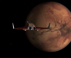 Mars Approach 2033