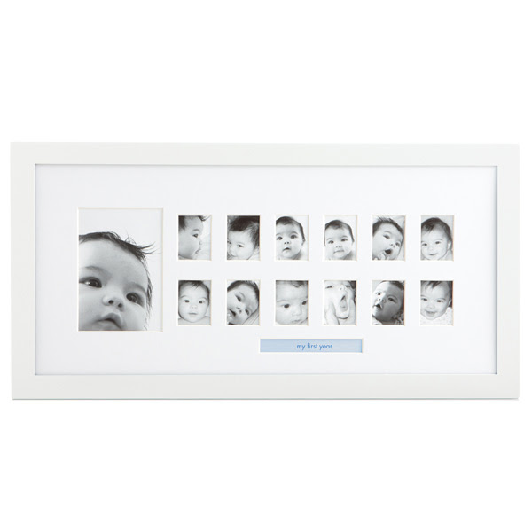 Pearhead First Year Photo Frame