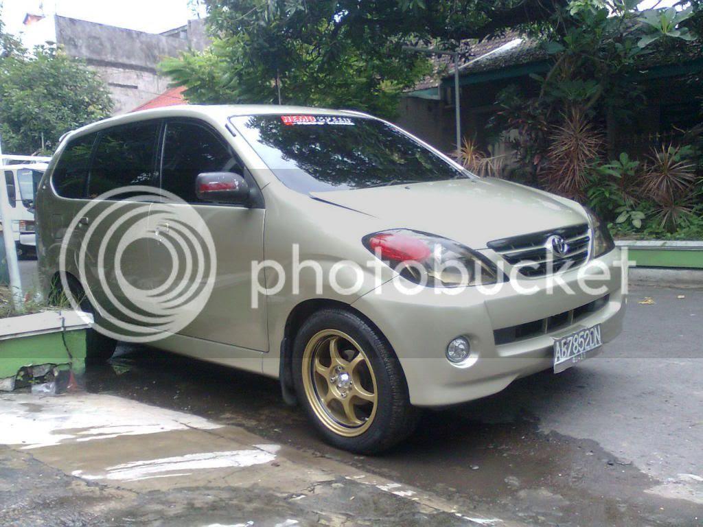 Modifikasi Avanza Simpel Modifikasi Keren Dan Simpel Mobil Toyota