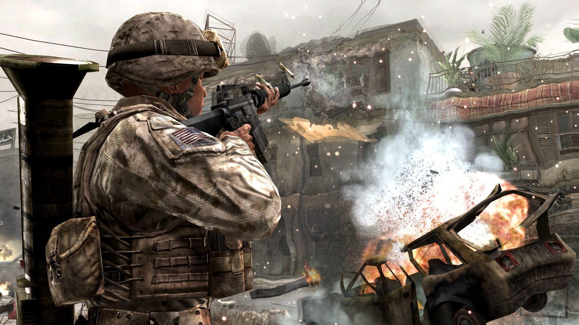 Download Call Of Duty World War 2 4k Wallpaper