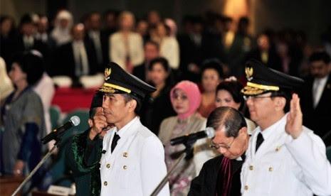 Tiga Pesan Jokowi untuk Ahok