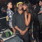 Naomi Campbell & DJ Ruckus