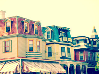 Painted Ladies, Cape May!
