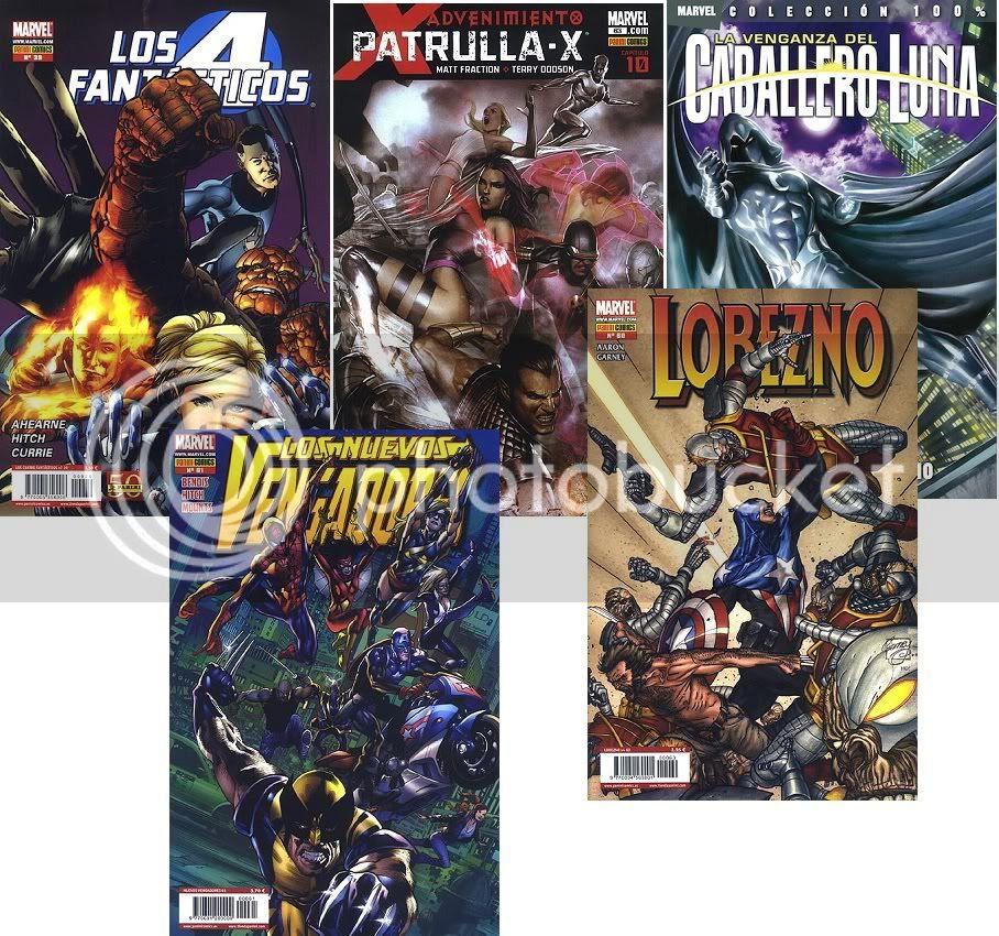 Marvel Comics pelo Mundo