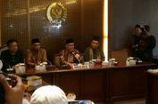 Pimpinan DPR Terima Perwakilan Peserta Aksi 299