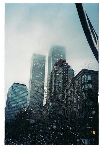 after this huge snowstorm at the end of december 2000