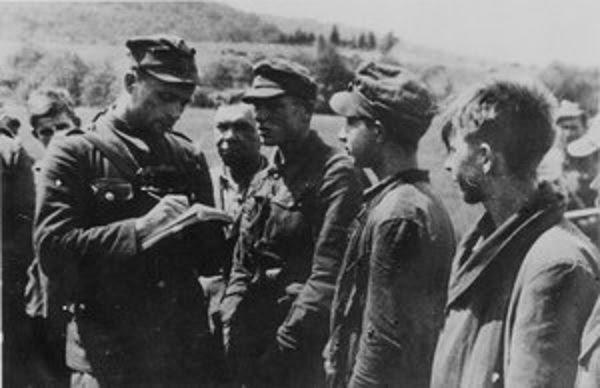 Операция Висла пленные УПА-2