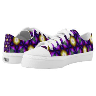 Kaleidoscope 5 printed shoes