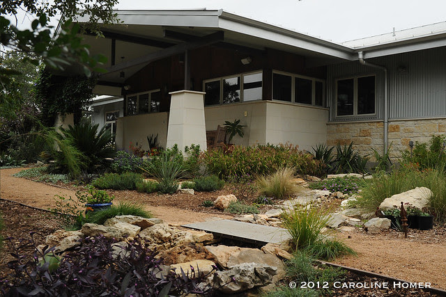 David & Jennifer Phillips' Hill Country home