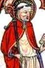Bertín o Bertino de Sithin, Santo