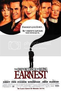 The Importance of Being Earnest (2003)